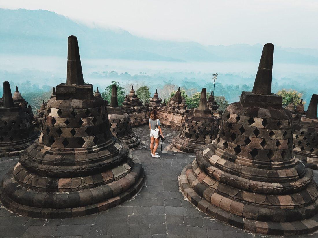 Templo Borobudur | Jessica Ferrerons