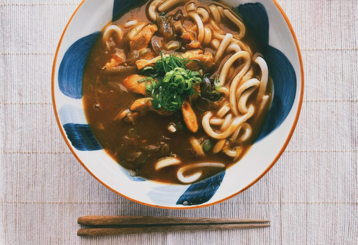 Kare udon | Where to Find Jess